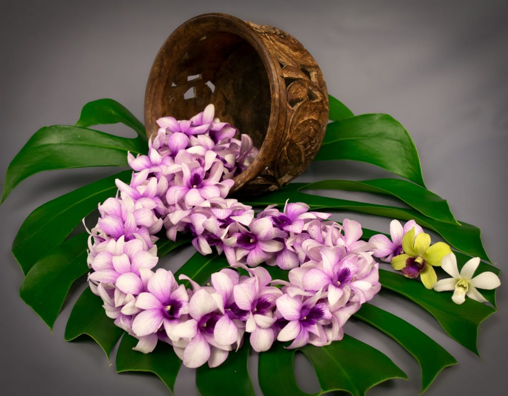 Tropical Flowers Arrangements Amp Leis Puna Ohana Flowers