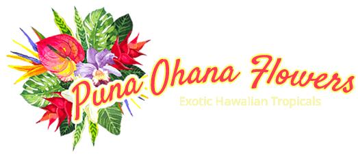 Puna Ohana Tropical Flowers & Leis