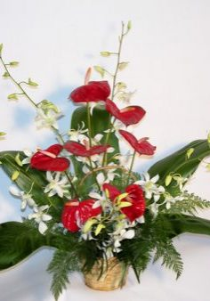 Arranged Mele Bouquet